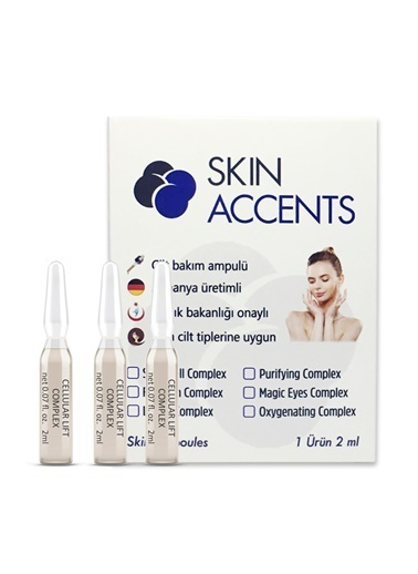 Skin Accents Serum Renksiz